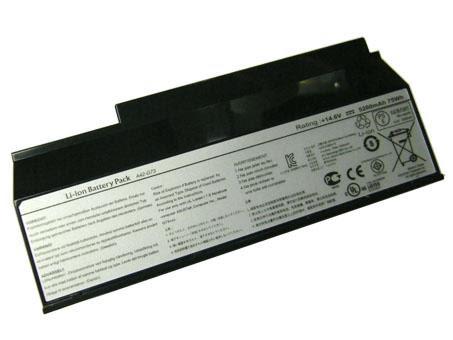 BATTERIA notebook 4400mAh per Asus 90-NY81B1000Y   A42-G73   G73-52