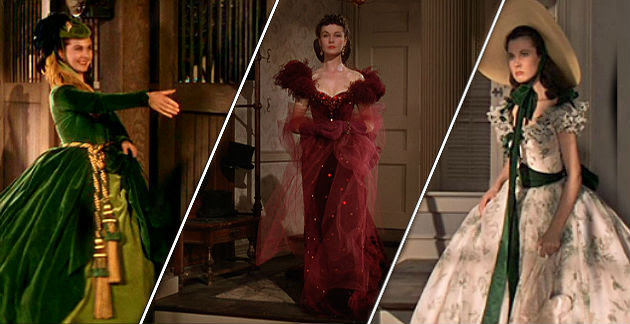 Iconic Fashion Moments From Gone With The Wind Everything Zoomer