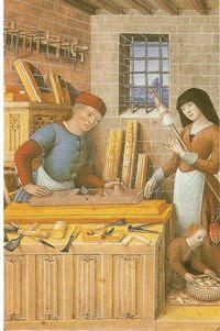 Medieval artisan 3