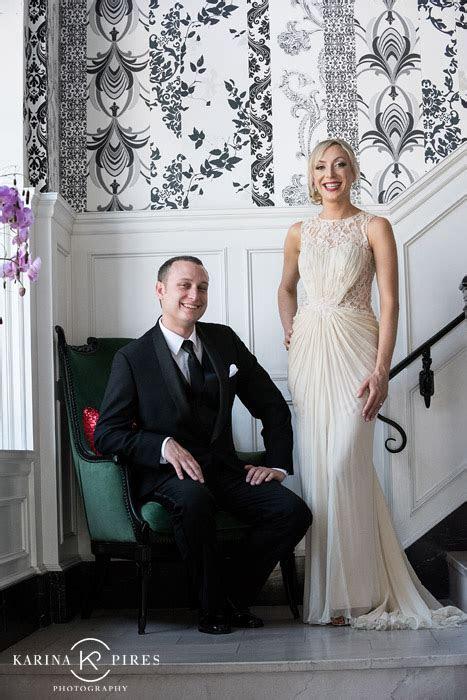 Culver Hotel Wedding   Kirsten & Dominic ? Karina Pires
