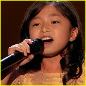 9-Year-Old Celine Tam Gets Golden Buzzer for Her Amazing 'America's Got Talent' Performance! (Video)