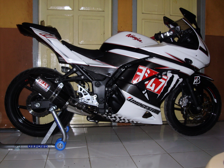 Modifikasi Motor Kawasaki 250 Modifikasi Motor Terbaru