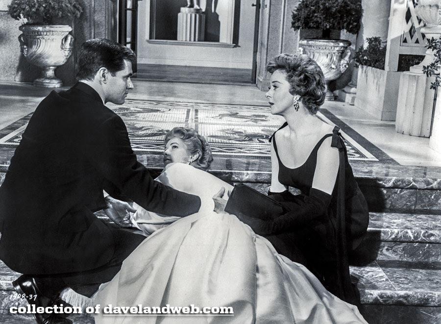 John Gavin, Vera Miles, and Susan Hayward in Back Street photo
