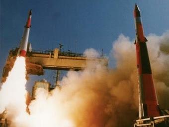 "Старт ракеты ""Стрела-2"". Фото с сайта machinedesign.com"