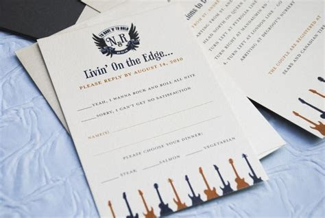 RSVP Wording    What to Say on Your Response Card