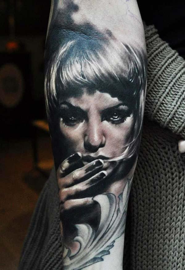 perierga.gr - Τα τατουάζ γίνονται έργα τέχνης!