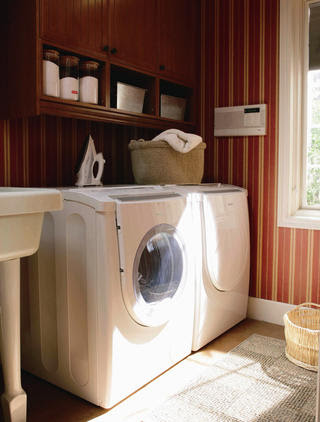 Laundry Room Cabinets | Just For Beauty and Home