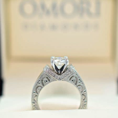 Vintage Engagement Rings In Winnipeg Manitoba   Omori Diamonds