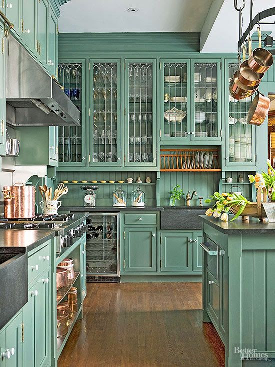 Kitchen Cabinet Door Ideas