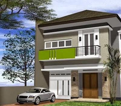 contoh rumah minimalis ukuran 6x10