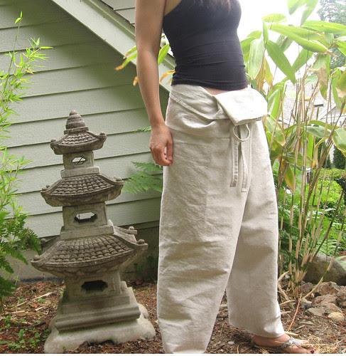 thai fisherman's pants