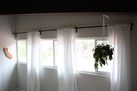 enJOY it by Elise Blaha Cripe: bedroom curtains.