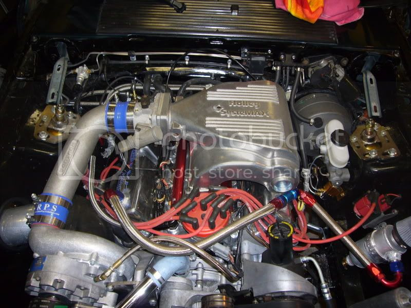 Fuel Line Routing Pics Ford Mustang Forums