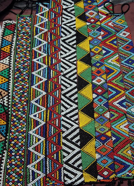 Zulu beadwork. BelAfrique - Your Personal Travel Planner - www.belafrique.co.za