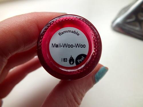 Nails Inc Mali-Woo-Woo