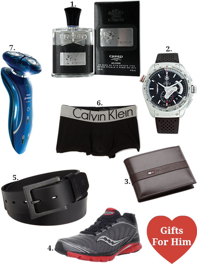 Valentine S Day Gift Ideas For Him Give Something That He Can