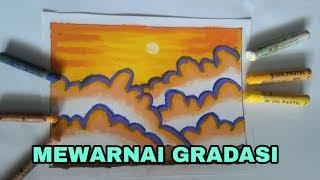 All Clip Of Cara Gradasi Langit Warna Bhclipcom