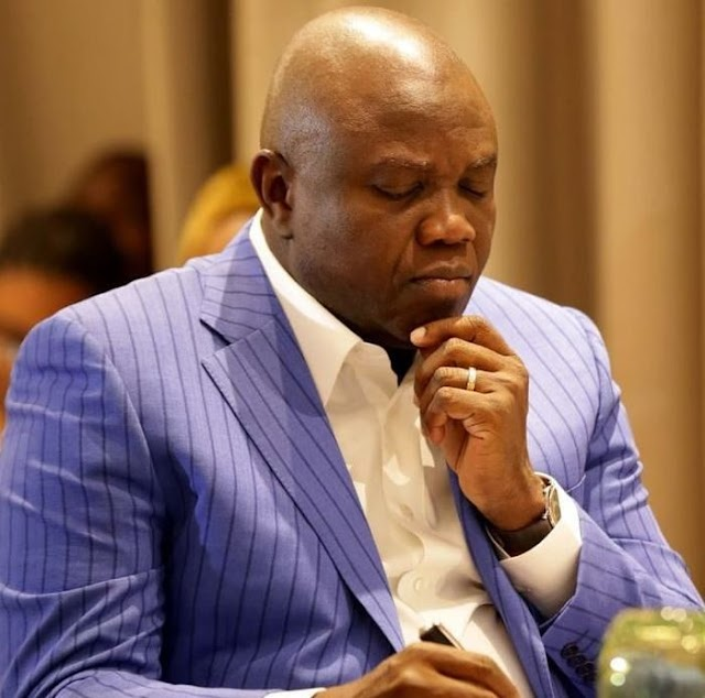 Ambode Speaks On Dumping APC For PDP After His Name Was Missing In The Ministerial List