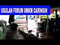 Musrenbang Kecamatan 2017 - Usulan Forum UMKM Caringin