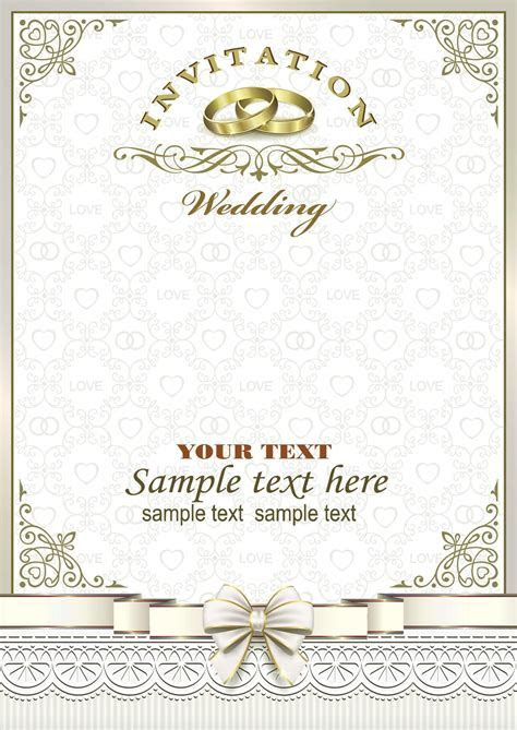 Write the Sweetest Marriage Invitation Wordings to Invite