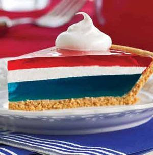 MEMORIAL DAY & JULY 4TH FOOD ~ CELEBRATING RED, WHITE & BLUE