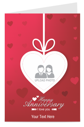 Anniversary Greeting Cards Buy Persoanlized Anniversary Greeting