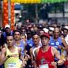Atletas correm na região central em evento que faz parte da Parada Gay