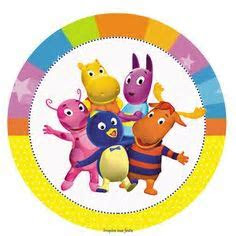 what are names of the backyardigans   Cheap Backyardigans