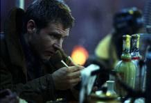 Harrison Ford en 'Blade Runner', de Ridley Scott