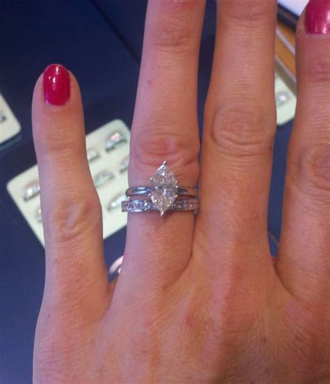 Marquise, Please! Post Yours! : ) : wedding carat