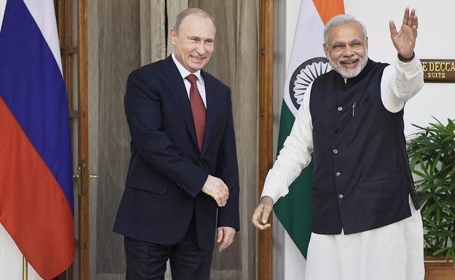 India, Russia to Jointly Build 200 Military Choppers
