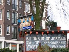 the Jordaan, Amsterdam