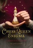 Title: The Chess Queen Enigma: A Stoker & Holmes Novel, Author: Colleen Gleason