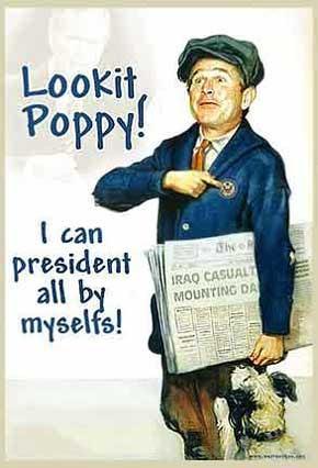 Lookit Poppy!