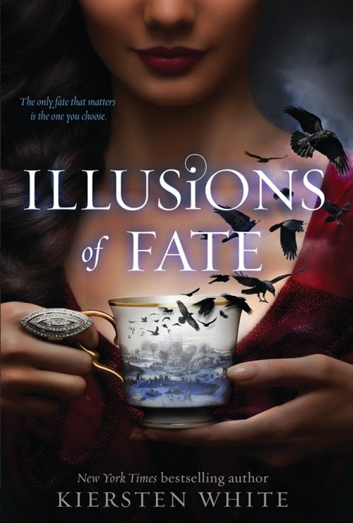 Couverture Illusions of Fate