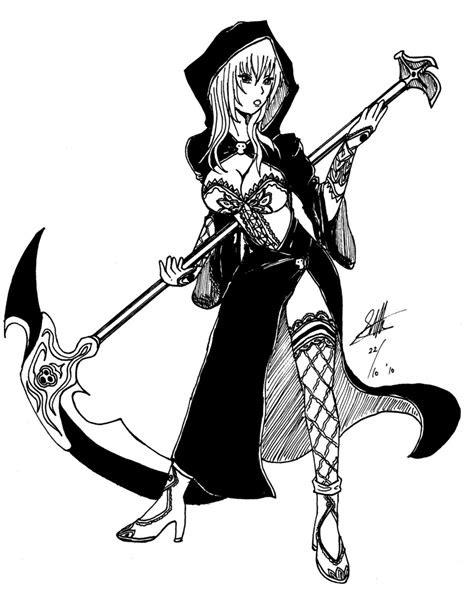 reaper  totooltoulto  deviantart