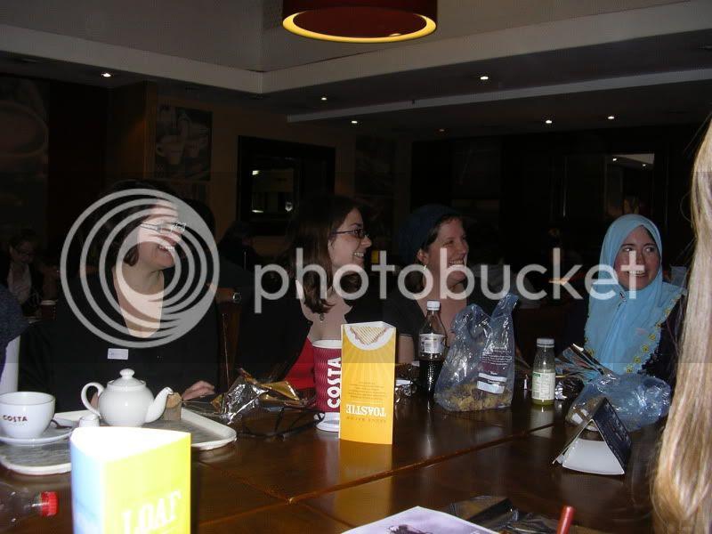bloggers meet up