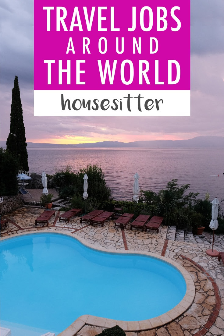 Travel Jobs Around the World: Housesitter • The Blonde Abroad