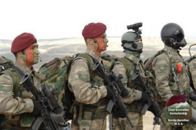 Ο τουρκικός στρατός λέει ναι στο σχέδιο συμφωνίας με τους Κούρδους