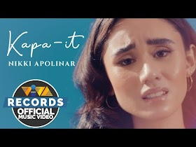 Kapa-it by Nikki Apolinar [Official Music Video]