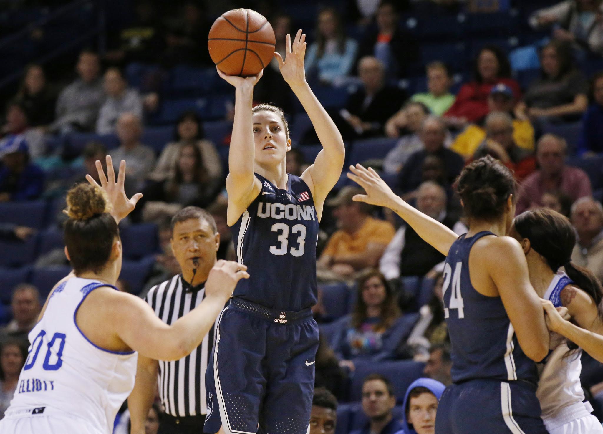 Image result for UConn 2017 women's basketball team
