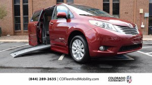 Colorado Wheelchair Vans For Sale Blvd Com