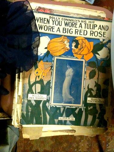 Tons of Vintage Sheet Music 2