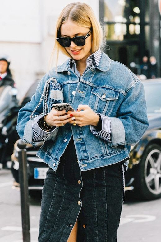 le fashion blog best black friday cyber monday sales pernille teisbaek street style denim jacket