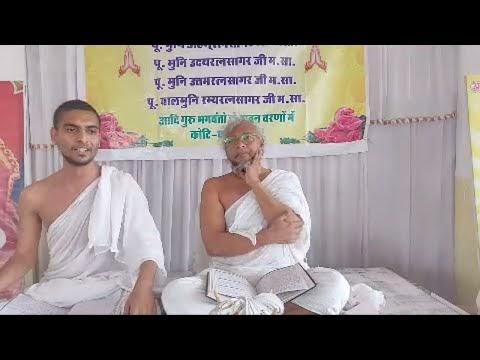 Nav Pad Oli Day 3 | Aacharya Bhgavant Aaradhana & Pravachan | Ayambil oli 2021