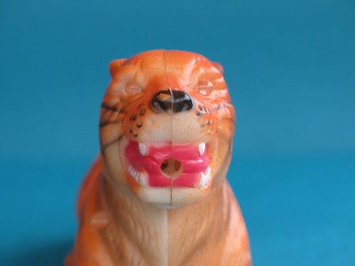 Multi-functional laser tiger, front