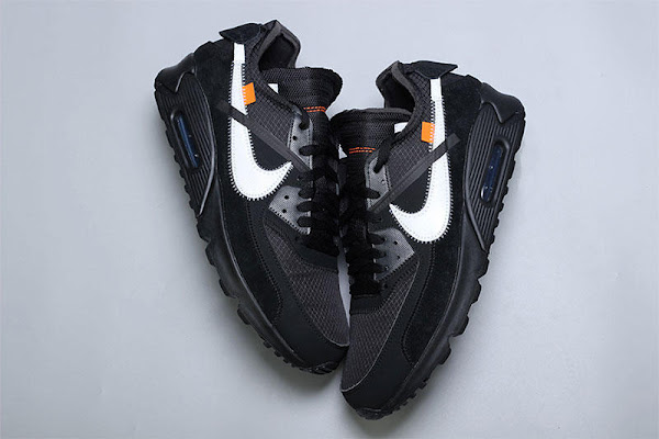 a457c93736 A Closer Look at the Off-White™ x Nike Air Max 90