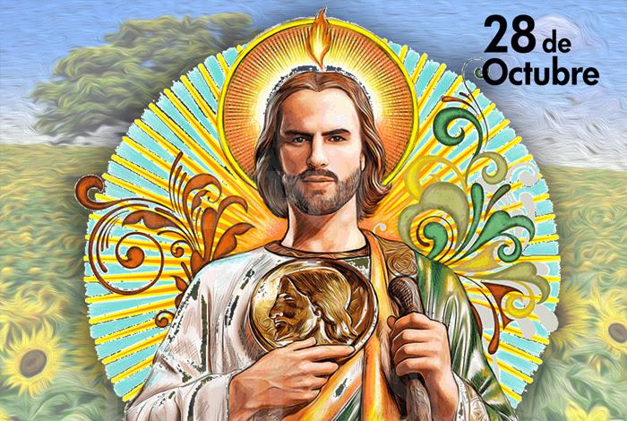 Este Sábado Fieles Celebran Y Adoran A San Judas Tadeo 28oct El