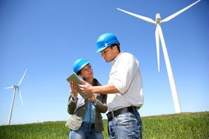 Marketing analysis prompts utilities to invest in wind energy