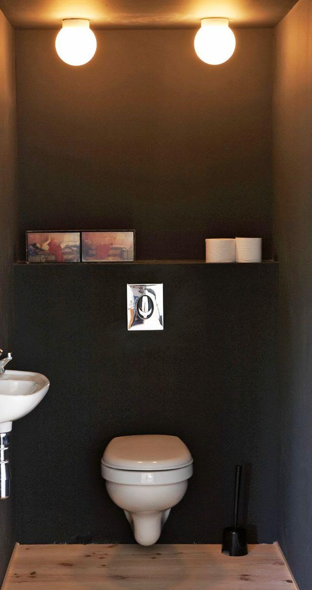 Déco Wc Quelle Peinture Choisir Pour Les Toilettes Côté Maison